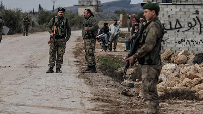СМИ: в Сирии задержали французский спецназ