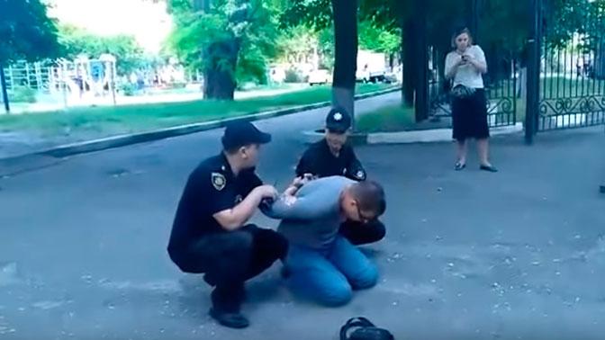 В Запорожье злоумышленник бросил взрывчатку в участников ЛГБТ-акции