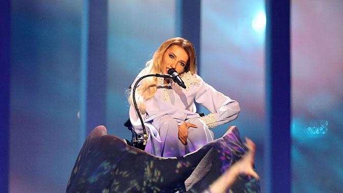 Самойлова рассказала о своих чувствах и критике в свой адрес после проигрыша на Евровидении