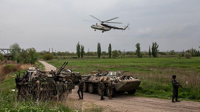 В ДНР сообщили о гибели военных НАТО на минном поле под Авдеевкой