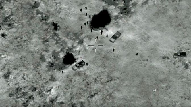 Кровавая резня солдат США боевиками ИГИЛ*: полное видео цифровой реконструкции смертельной засады