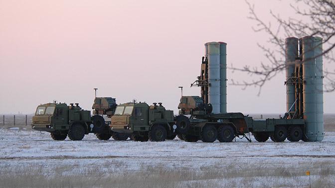 Министр ВВС США признала превосходство российских комплексов С-400