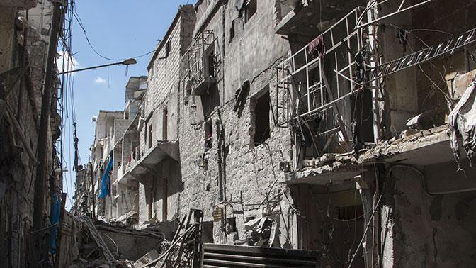 Пентагон прокомментировал сообщения обавивударе коалиции посирийским позициям
