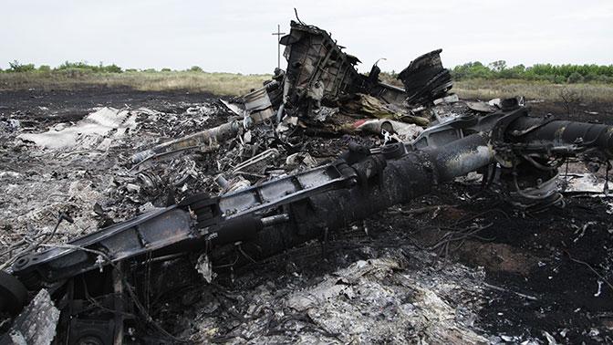 МИДРФ: Следствие порасследованию катастрофы MH17 незаинтересовано вматериалах Российской Федерации