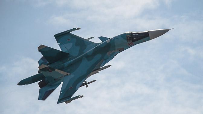 РФ перехватила израильские самолеты
