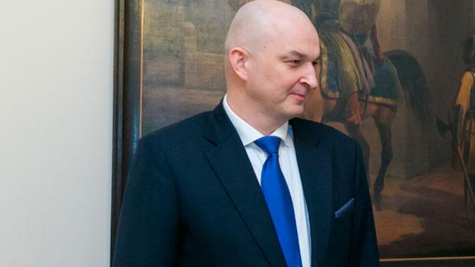 ПослуРФ вручили ноту всвязи сзадержанием польского политолога в российской столице