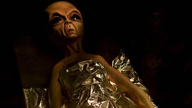 Ученые: в будущем люди полностью истребят инопланетян