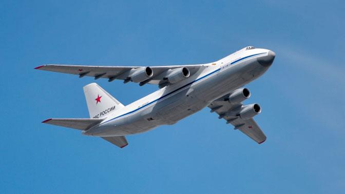 Россия может возобновить производство самолетов Ан-124 «Руслан»