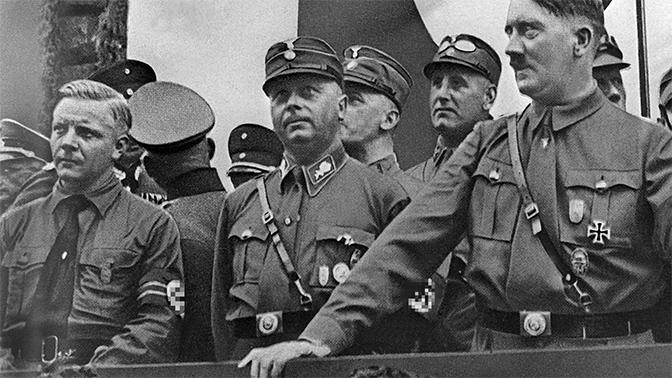 Слова немецкого депутата оГитлере инацизме вызвали скандал