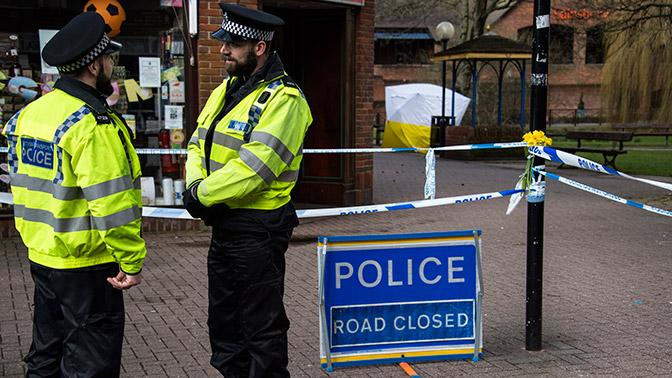 Британская полиция установила время покушения на Сергея и Юлию Скрипаль – СМИ