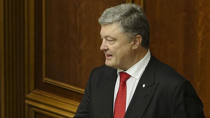 Порошенко назвал главную угрозу для Украины