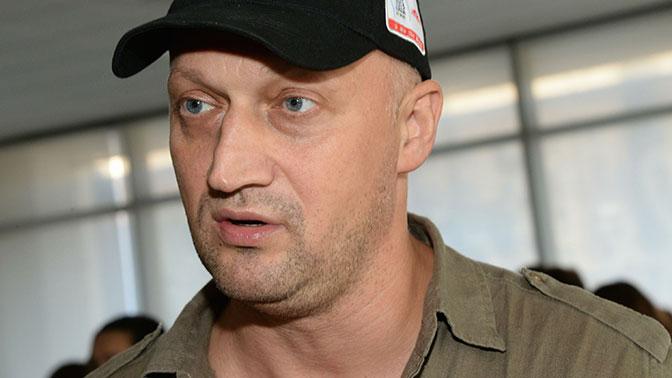 Гоша Куценко попал в базу данных «Миротворца»