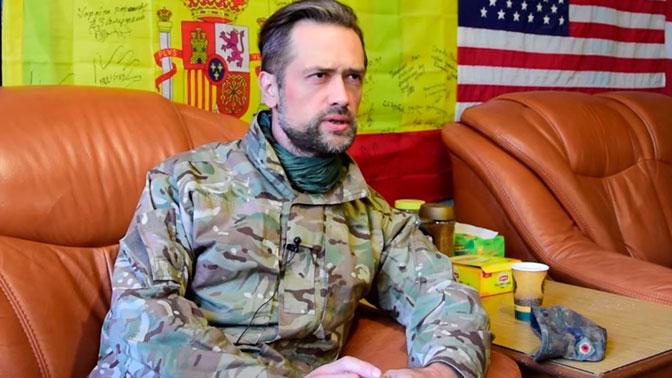 Убрать бабулек вот этих, позатыкать им рты — актер Пашинин рассказал, зачем воюет в Донбассе на стороне ВСУ
