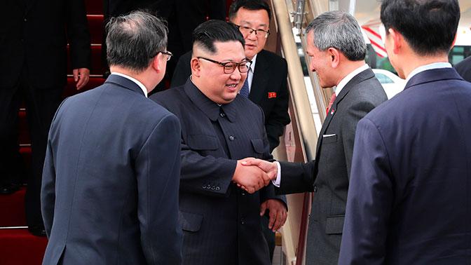 Северокорейская сторона озвучила темы саммита сСША
