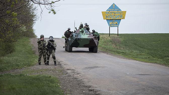 Глава ДНР назвал условия введения миротворцев в Донбасс
