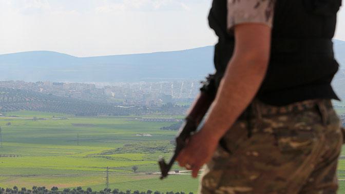 Сирийская свободная армия и США готовят провокацию с отравляющими веществами в Дейр-эз-Зоре