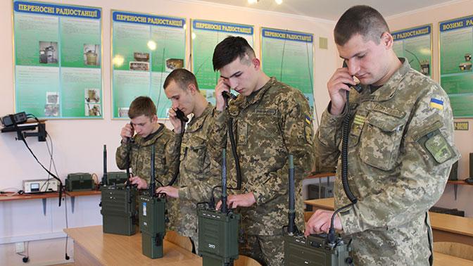 В Киеве произошло массовое отравление курсантов военного института