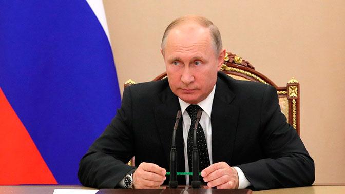 Путин подписал указ о назначениях в администрации президента