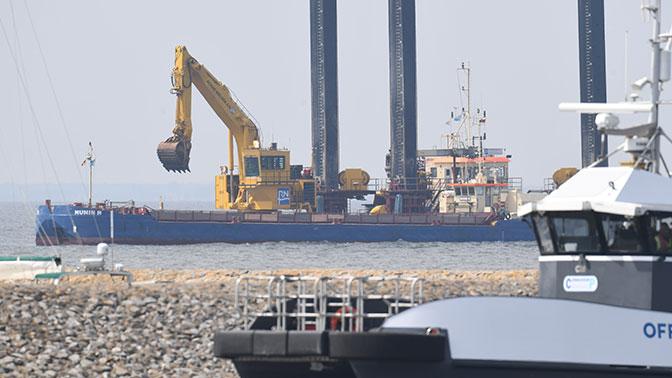 Швеция объяснила Украине согласие на строительство «Северного потока-2»