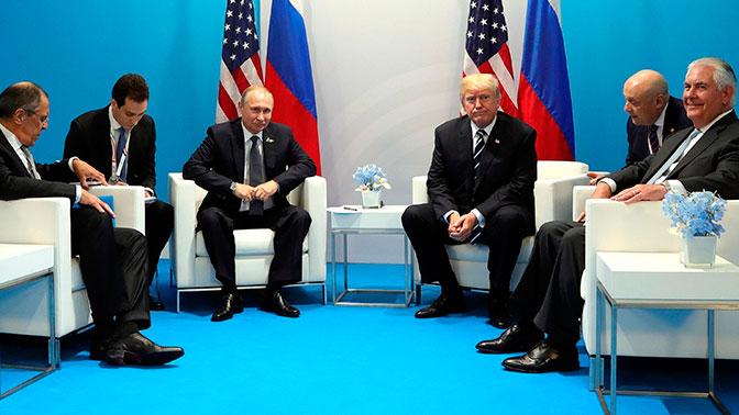 Бунт на корабле: команда Трампа мешает ему встретиться с Путиным