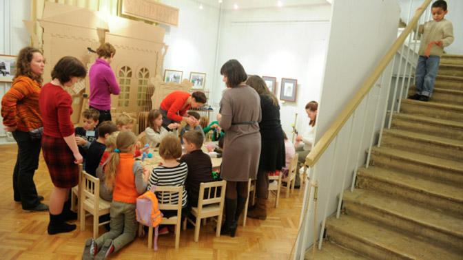 Дети из Подмосковья смогут посетить музеи Москвы бесплатно