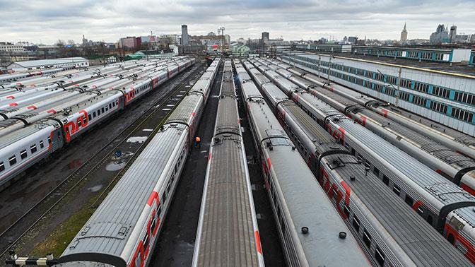Российские ученые разработали автопилот для поездов