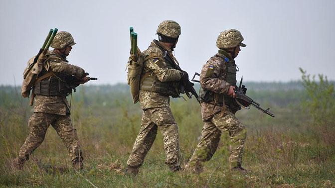 Украинские военные массово бегут из ВСУ - СМИ