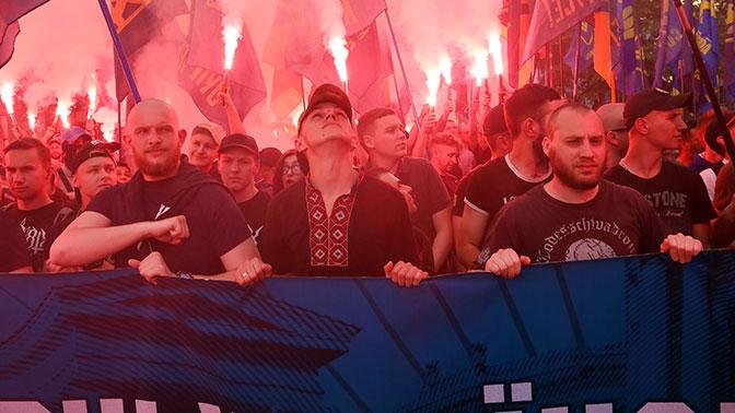 Украинские националисты «присвоили» себе земли России и Польши