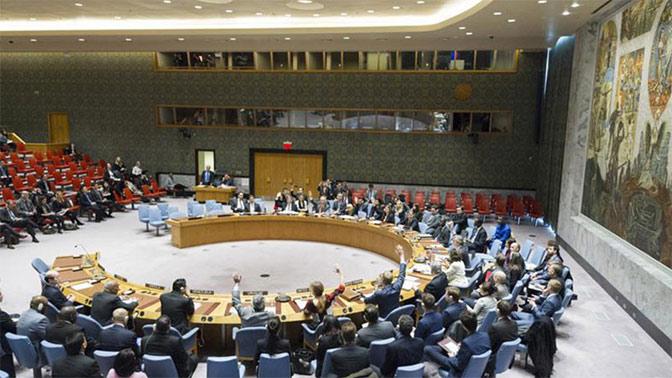 В ООН предложили механизм снятия санкций с Сирии