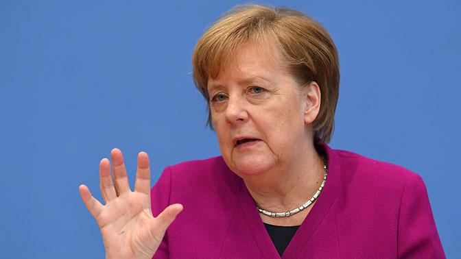 Меркель заявила о желании НАТО иметь разумные отношения с Россией