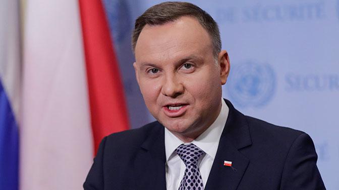 Президент Польши назвал Волынскую резню «этнической чисткой»