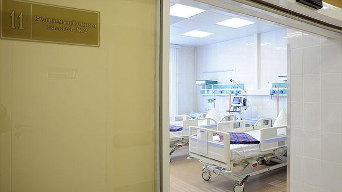 Родственникам разрешили навещать больных в реанимации круглосуточно