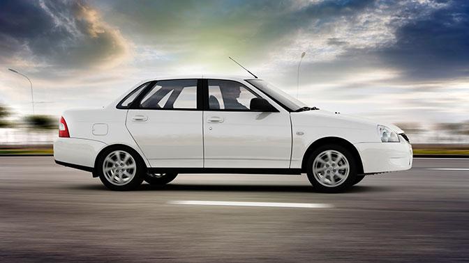 «АвтоВАЗ» модернизировал седан Lada Priora
