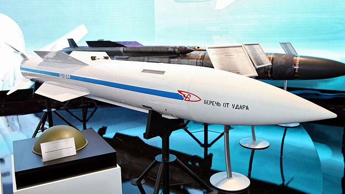 ВВС США напуганы новой российской ракетой класса «воздух-воздух»