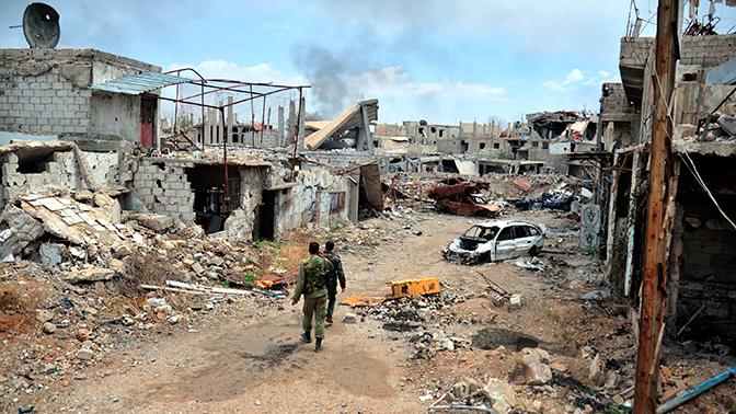 Российские военные врачи в Сирии оказали помощь 68 местным жителям