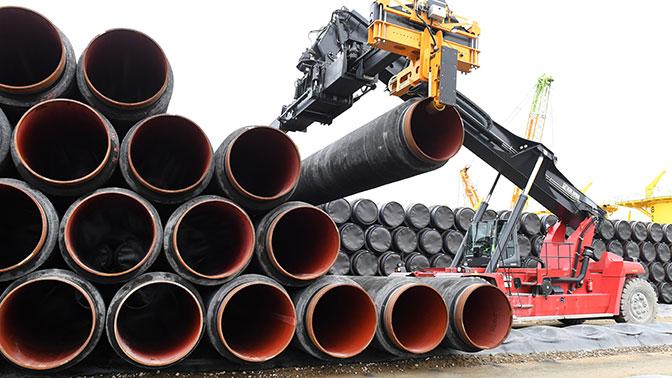 Госдеп США пригрозил санкциями работающим с «Северным потоком – 2» компаниям