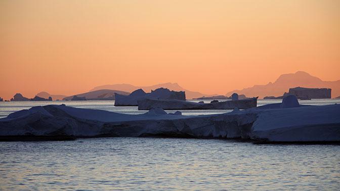 Опасная озоновая дыра над Антарктидой полностью исчезла
