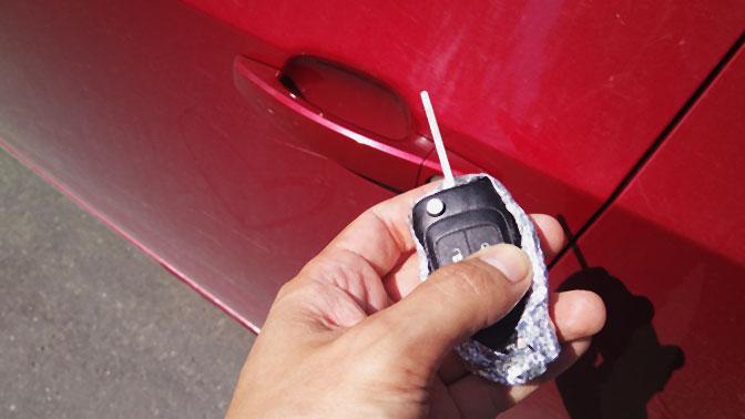 Найден необычный способ защитить машину от угона