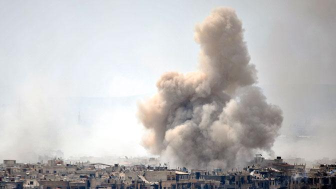 СМИ сообщили о десятках погибших в результате авиаударов антитеррористической коалиции в Сирии