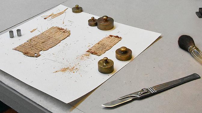 Тайна знаменитого Базельского папируса раскрыта спустя четыре века