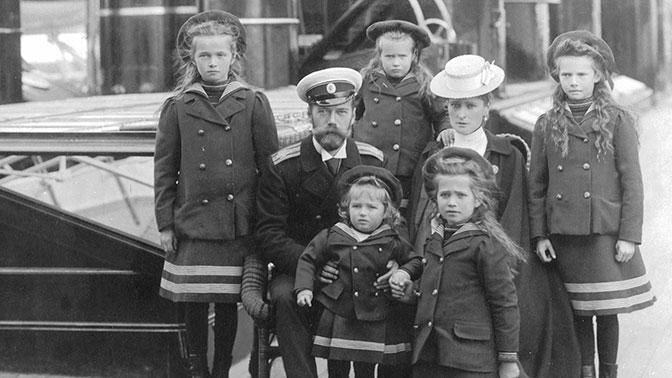 В России вспоминают Николая II