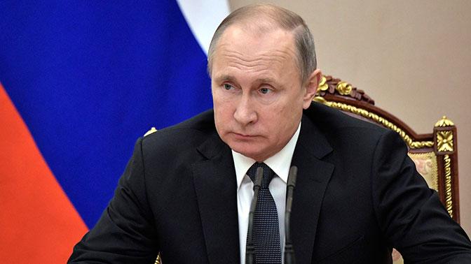 Путин заявил о готовности России принять новую Олимпиаду