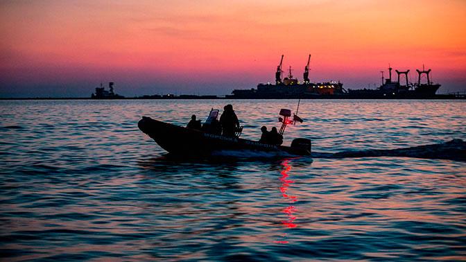 На Украине хотят внести черноморские порты России в санкционный список