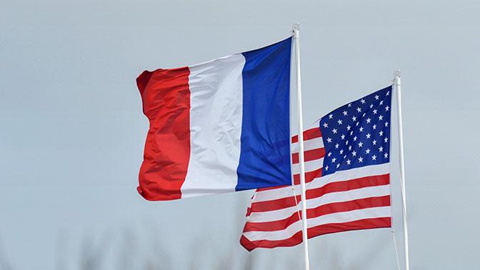 Во Франции объявили о начале торговой войны с США