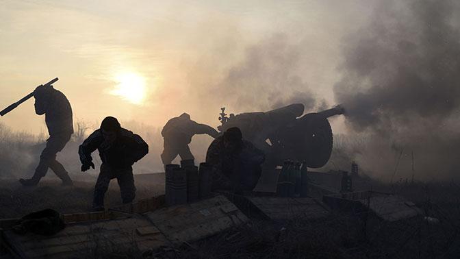 Украинские силовики стягивают к границе Донбасса тяжелое вооружение - ЛНР