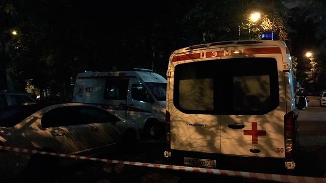 Была стрельба: квартиру с детьми-заложниками на юге Москвы взяли штурмом