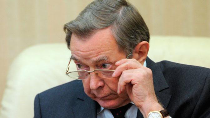 Умер советник президента РФ Вениамин Яковлев