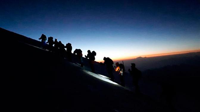 В Росгвардии подтвердили гибель четырех военнослужащих в горах Кабардино-Балкарии
