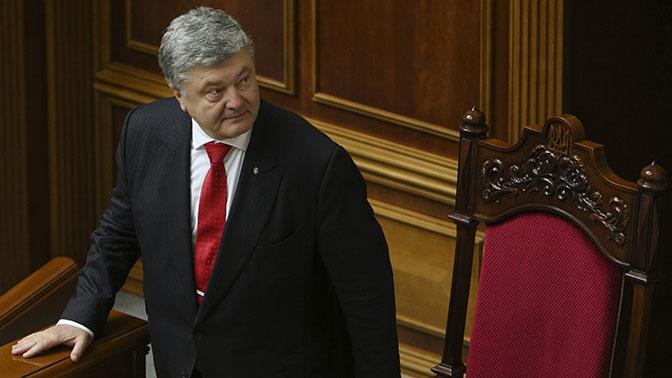 Порошенко рассказал о главной стратегической цели Украины