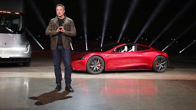 «Как тебе такое?»: акционеры Tesla подали в суд на Илона Маска